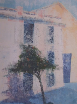 Orange Tree, Gaucin